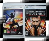 2 GRY PC DVD X MEN  F1
